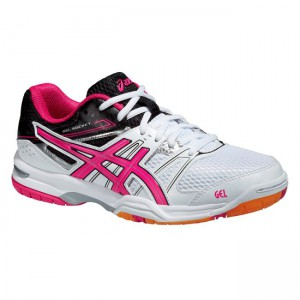 Asics gel ROCKET 7 - Woman (White)